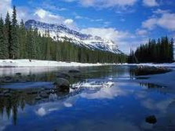 Physical Features Alberta Canada - Physical characteristics of canada